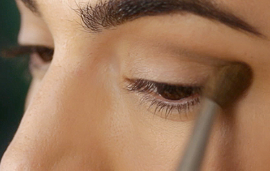 Maquillaje de ojos con un difuminado experto