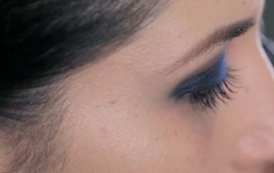 Cómo lograr un ahumado de ojos tricolor