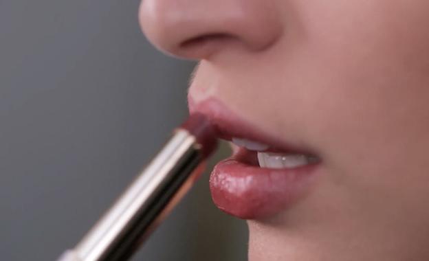 Tips para labios más voluminosos en color rosa