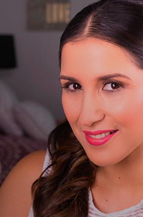 Maquillaje de labios ombré para San Valentín