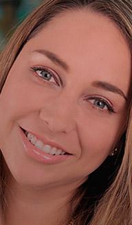 Maquillaje para Navidad: Ojos efecto satinado