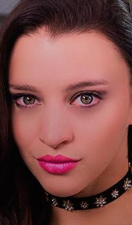 Maquillaje labios luminosos en San Valentín