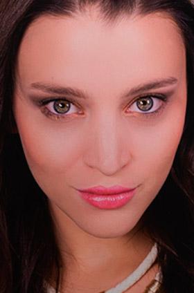 Maquillaje para Navidad: Ojos ahumados