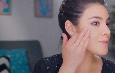 Tips para usar un labial como rubor con un efecto natural