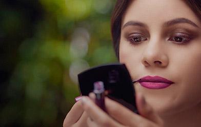 ¿Cómo lograr unos labios morados perfectos?
