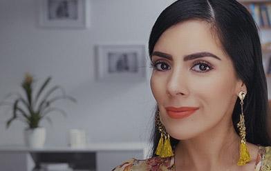 Maquillaje para boda de día: tips para unas cejas perfectas