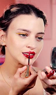 2 simples y rápidos trucos para resaltar tus labios